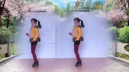 玫香广场舞 眼睛想旅行