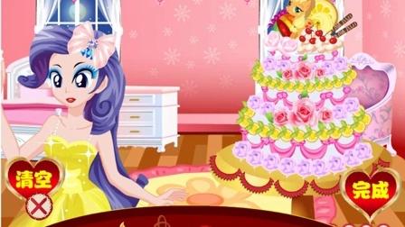 小马宝莉动画片全集中文版 早教 小马宝莉新年装扮
