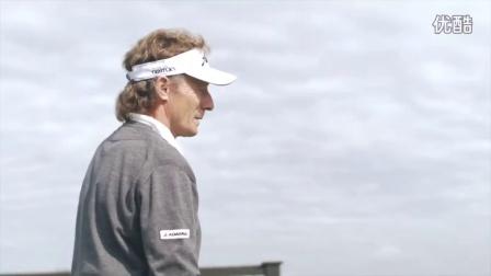 球路控制 伯恩哈德兰格尔球路控制贴士 如何打小左曲和小右曲 Bernhard Langer   wstgolf高尔夫教学视频