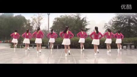 丽萍广场舞《啵儿一个》广场舞2016最新广场舞 广场舞教学视频