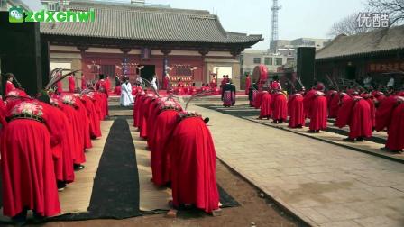正定县文庙祭孔盛典!
