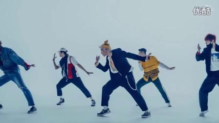 SM新男团NCT-第七感 (The 7th Sense) mv舞蹈版
