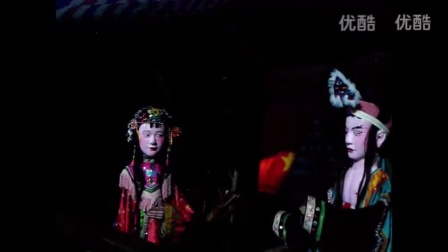湛江吴川坡头南三特色独有的木偶戏