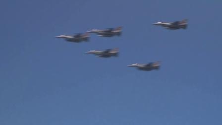以色列独立日航展 - 21:9 - 4K