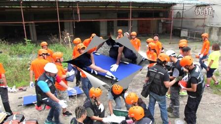 花都区地震应急救援演练全过程