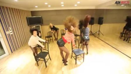【OC】AOA - 迷你裙 (练习室版) MV
