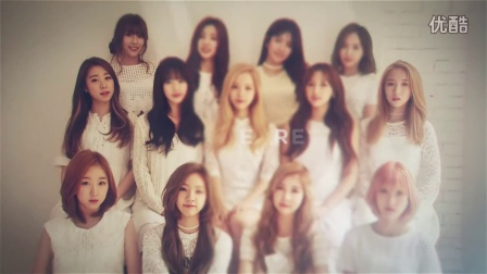 (suncy)韩语WJSN & Cosmic Girls - 2ND MINI ALBUM