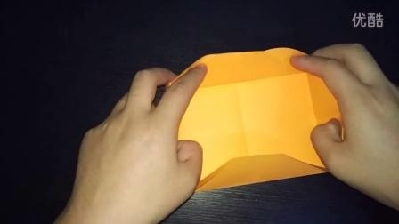 叠纸盒(第二次)跟李老师学画画