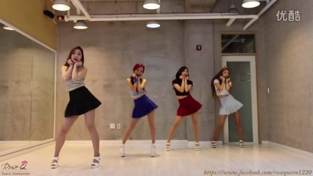 【Dance】 Rose Queen TWICE  - CHEER UP