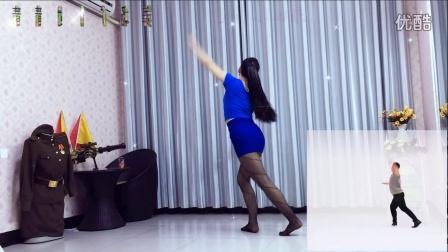 青青世界广场舞 《赤裸裸的离开》 附光背面