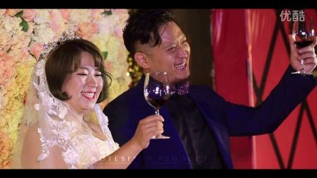 电影笔记作品:婚礼短片|谢兴&单晓玲