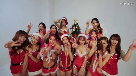 锦尚天舞祝大家圣诞快乐