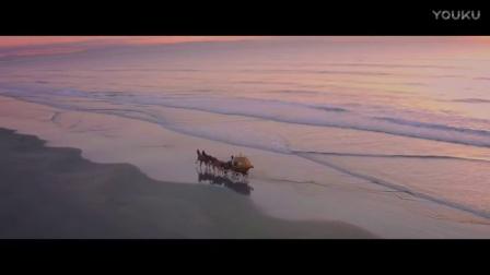 坐南瓜车的灰姑娘-创意广告分享-Seven传媒-天津企业宣传片制作