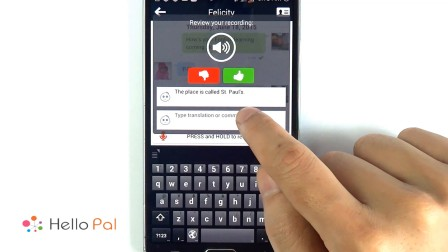 Hello Pal Tutorial 3  - Helping Your Pal When Sending / Receiving Msgs