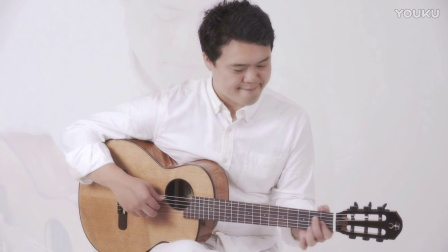 Kyas Ryo 《Coffee Break》 吉他指弹 / Fingerstyle演奏 | aNueNue彩虹人 MN14