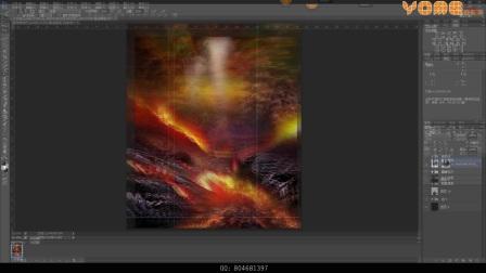 Photoshop高级合成教程《地球热时代 - 末日救赎》