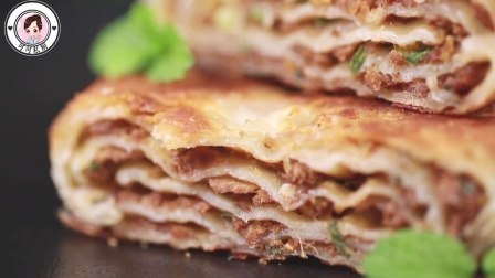 焦香酥嫩的千层牛肉饼 72