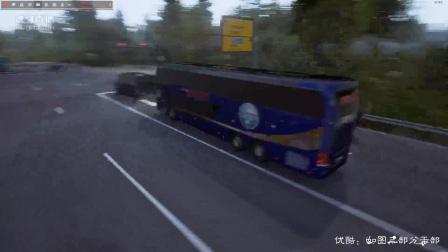 『干部来袭』Fernbus Simulator 马格德堡→哈雷 德国长途客车模拟