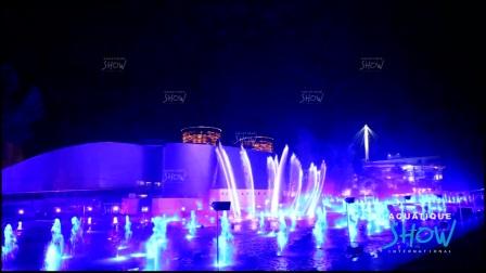 法国国际水秀的世界之旅-德国大众公园水秀表演(歌剧魅影片段)