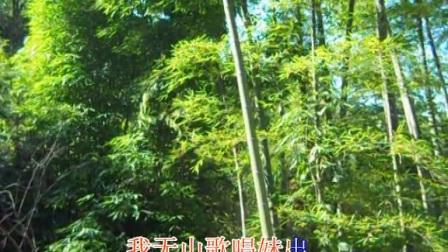 龍勝歌師小平果與融安歌師開心的山歌對唱