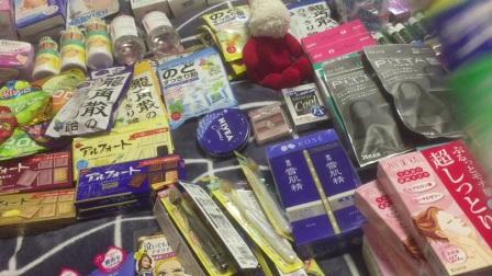 2017.2.25-3.2 日本 大阪 东京 药妆 购物分享