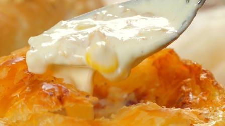 来杯暖暖的酥皮奶油蘑菇蛤蜊汤,和被窝说分手吧