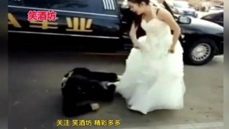 4《笑酒坊》史上最牛婚礼集锦新郎新娘伴郎伴娘逗比外坏了这婚还敢结吗