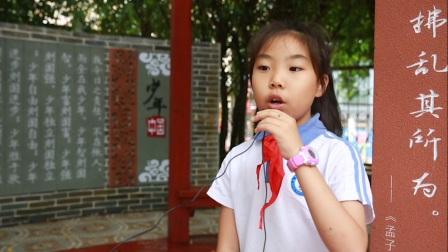 《摔跤吧!爸爸》深圳水径小学学生观后感