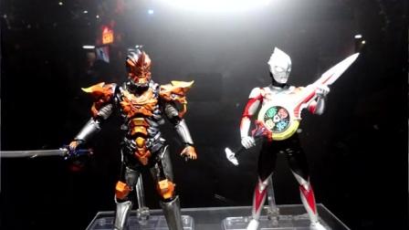 日本小哥帶你去大阪參觀S.H.Figuarts系列2017新品主要參觀假面騎士與超人力霸王以及參觀其他產品