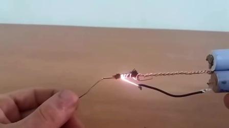 如何制作一个18650电烙铁