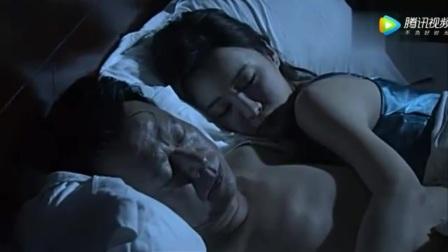 男人和女人亲热睡觉
