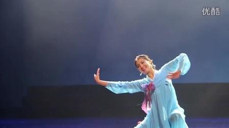 原创舞蹈《耶和华祝福满满》明星汪海琪