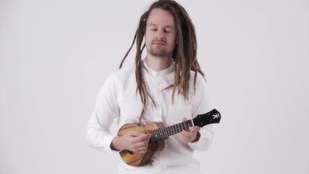 Tobias Elof 《Danish Polka》 尤克里里指弹 / Fingerstyle演奏 | aNueNue彩虹人 US3K (2016-2018款)