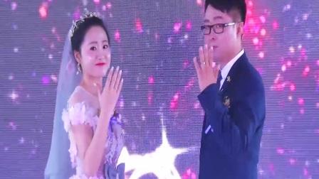 张海亮高虹主题婚礼MV《你在爱在》