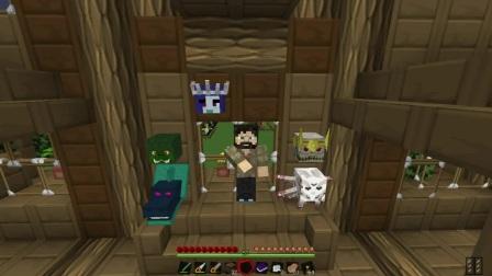 天各地方《我的世界 工业暮色》EP97 林海雪原 Minecraft