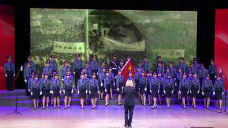 徐州市铜山区举办庆祝中国建党96周年大型歌会 演出单位:铜山区交通管理局