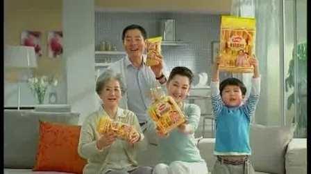 达利园法式软面包2008年广告《有没有·选择篇》15秒 代言人:濮存昕