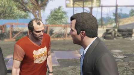 天各地方《GTA5 重玩》第七期 主线剧情 视频流程攻略