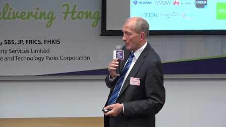 20170519 香港中文大學商學院商業領袖系列講座:蒲祿祺先生演說-活動精華