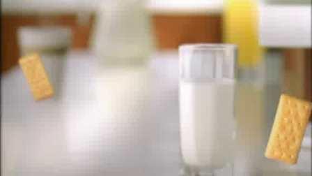 康师傅蛋黄饼干20XX年广告《牛奶·饼干篇》30秒