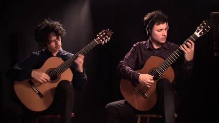 德彪西作品《Arabesque No.1》Pyrophorus吉他二重奏