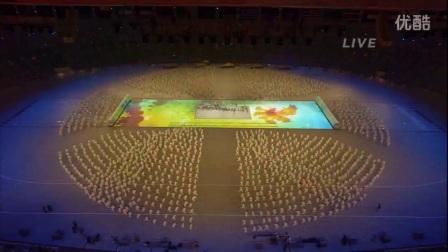 【中国北京奥运会开幕式】日本NHK转播版