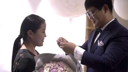 Black Chocolate【张小芝&蒋桃桃求婚】