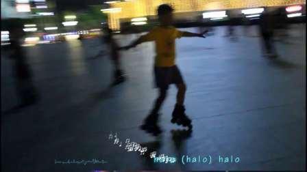 Beyoncé Halo - ESR宝狮莱轮滑 花式视频剪辑