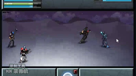 #战暗冰海#复仇者桑尼2试玩 决战zone2精英怪冰霜恐惧