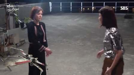 20170922张瑞希장서희-《姐姐还活着》》拍摄花絮