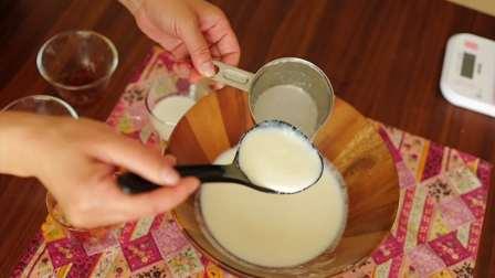 酸奶焦糖布丁的烘焙方法