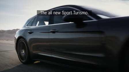 2018 保时捷 Panamera Sport Turismo 宣传片 Unlabled