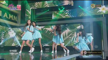 【HD】GFriend - Summer Rain + Love Whisper