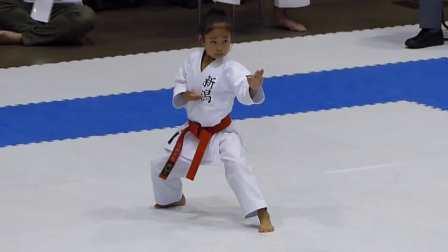 高野万优(Takano Mahiro)11岁 - 观空大(Kanku Dai)